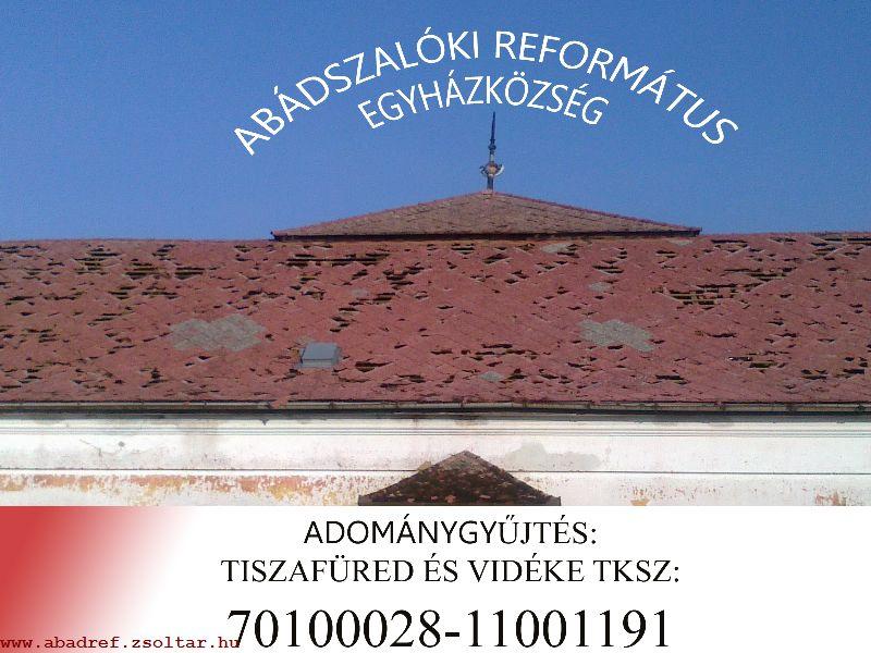 jegveres053 Jégverés az abádszalóki templom és iskola épületén